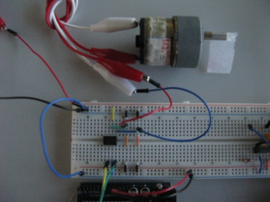 H-Bridge & Arduino