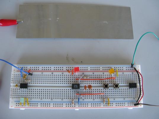 QProx Capacitive Sensors
