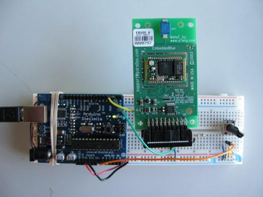 EB500 Bluetooth Module