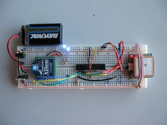GPS, XBee & Arduino