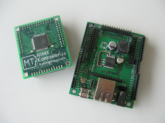 Make 2.0 Controller & Interface Board Separated