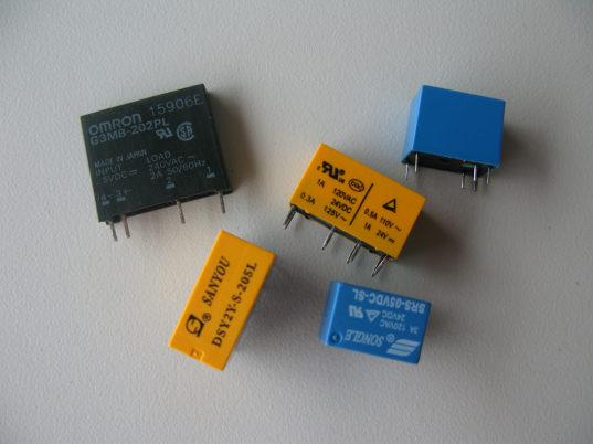Solid State & Electromechanical Relays