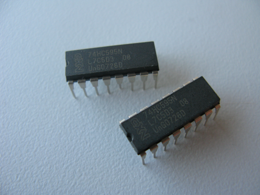 Shift Register: 74HC595N