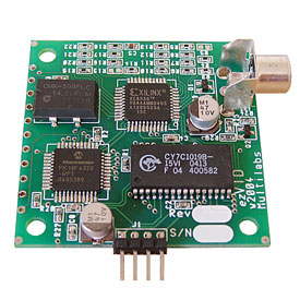 ezVID Serial Video Module